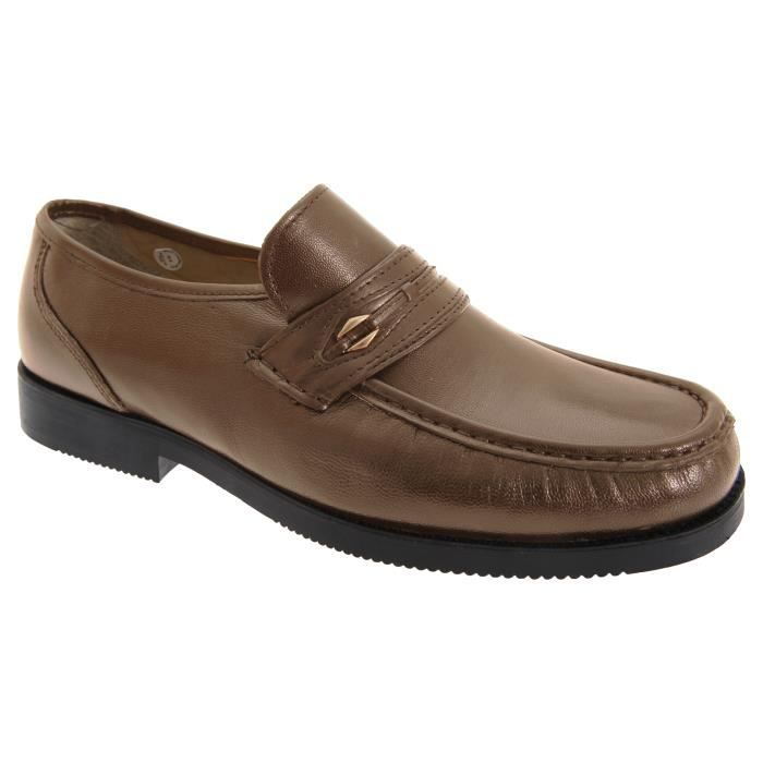 Tycoons Tycoons Mocassins Larges Homme Larges Homme Mocassins wa1zS1xq