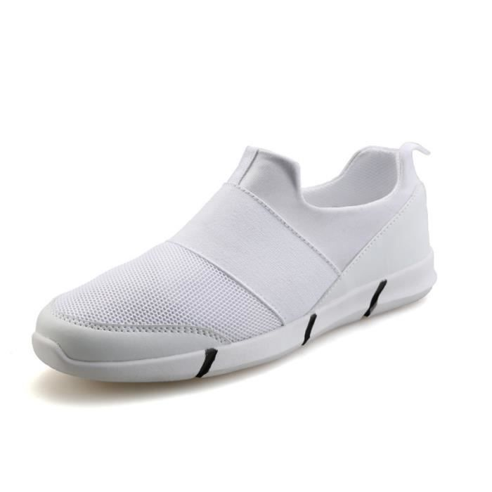 Chaussures Running de Homme Mesh Casual Sport Respirant AAqP1wS