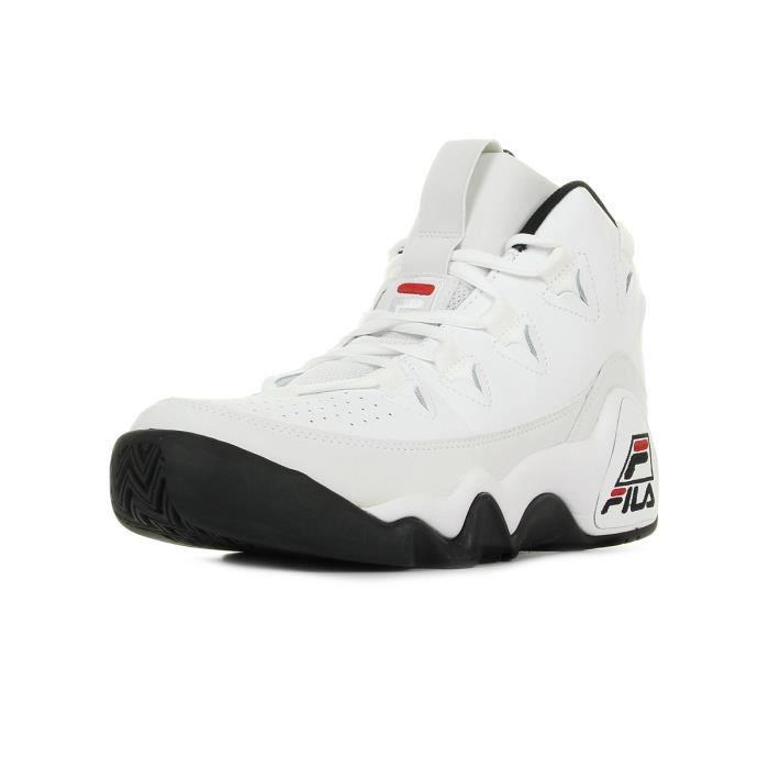 Baskets Fila Fila 95 White - White - Black