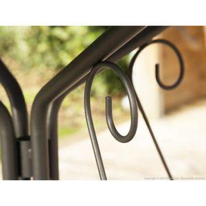 Table de jardin romantique - Achat / Vente pas cher