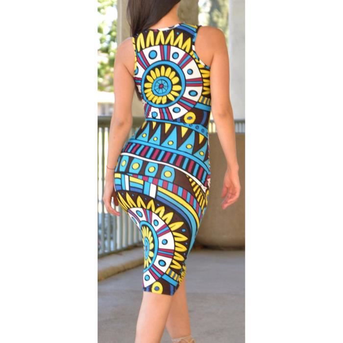 Robe soleil des Andes- taille M