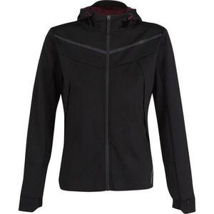 SWEAT-SHIRT DE SPORT ATHLI-TECH Sweat-shirt Elektra - Femme - Noir