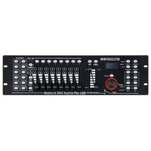 SURFACE DE CONTRÔLE Showlite DMX Controlleur Master Pro USB