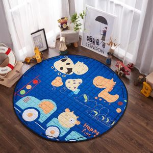 TAPIS DE JEU Tapis chambre d'enfant Tapis Salon maison décorati
