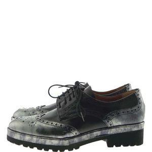 MOCASSIN Pons Quintana Lace Shoes Femme Gris