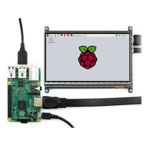 CARTE MÈRE 7 pouces écran tactile capacitif LCD HDMI 800 × 48