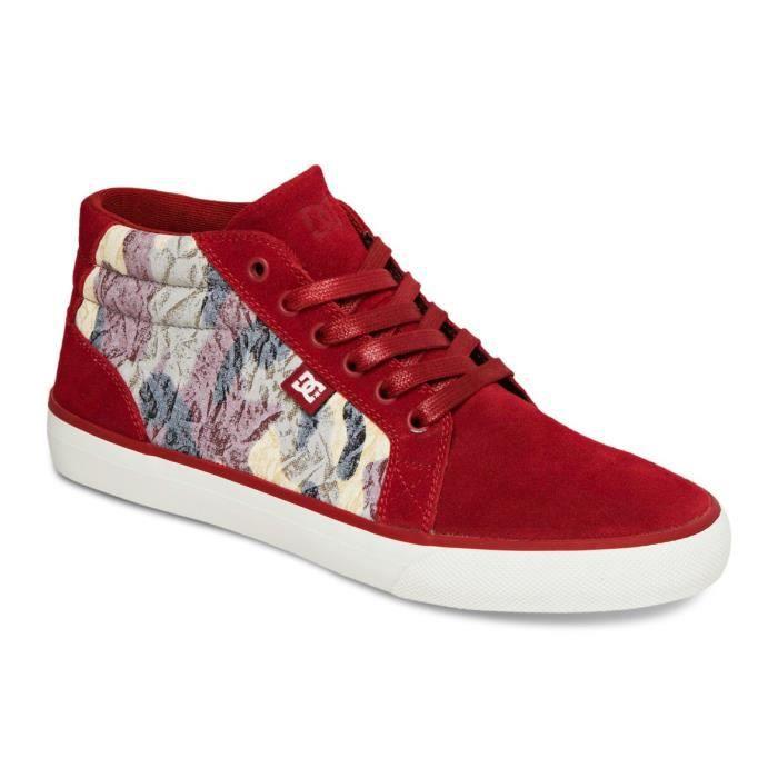 DC SHŒS Chaussures Council - Homme - Marron