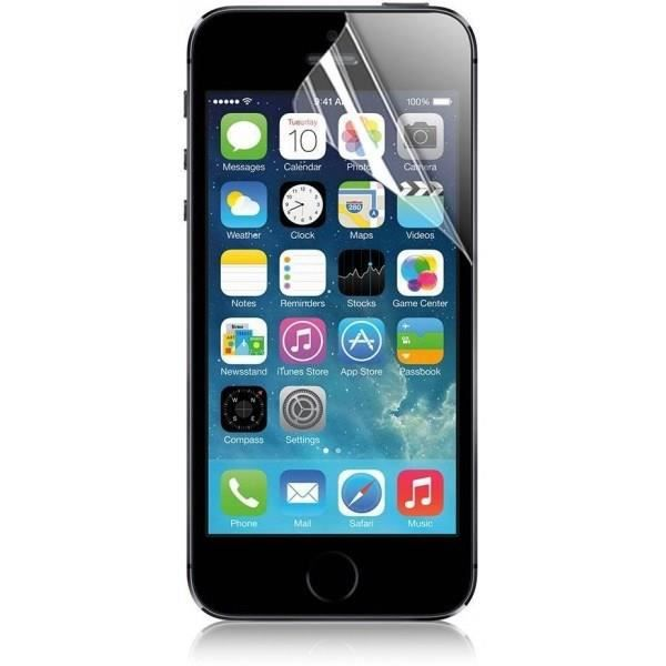 WE 2 Verres Trempés pour iPhone 5 / 5S / 5C