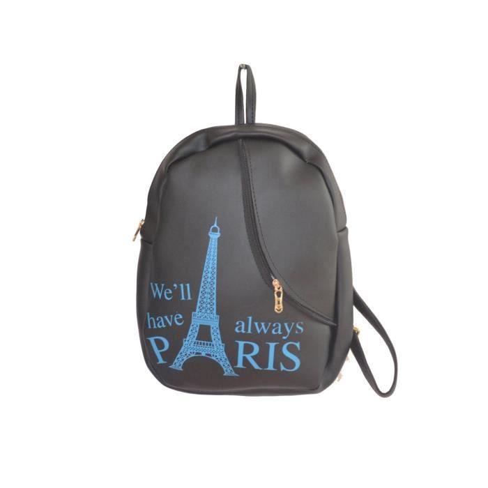 À Bandoulière Casual Pour Paris Collage Élégant Le Sac Bureau Main Pu Et Femmes Tution Tissu T Daiex PgwYXqn