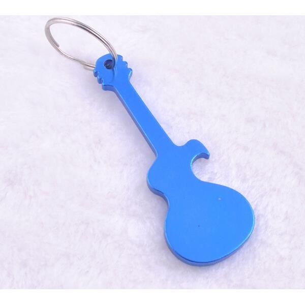 Porte Clef Ouvre Bouteille Accessoire Pratique Bleu