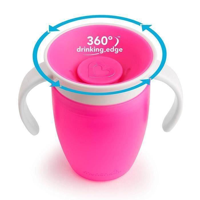 TASSE D'APPRENTISSAGE Tasse d'apprentissage pour bébé - Tasse anti-fuite