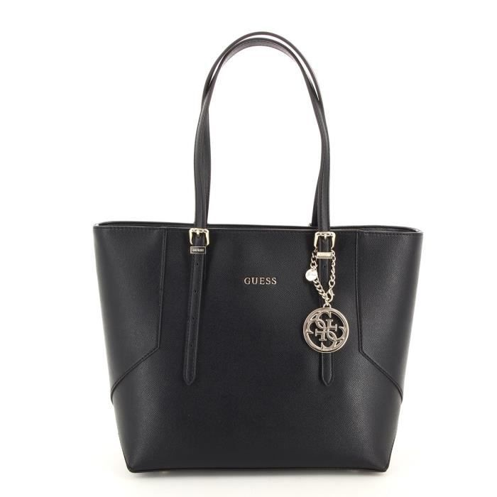 2855f75328 P6323Noir Guess Vente Isabeauhwisab Cabas Achat Sac tsrQdh