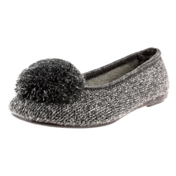 chaussons / pantoufles 37507 femme gioseppo clarice