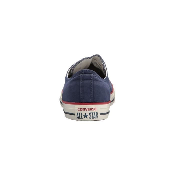 Converse Unisexe Chuck Taylor Oxford Midnight Navy - grenat - aigrette KEO5J Taille-39 1-2