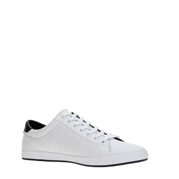 Tommy Hilfiger Sneakers Homme WHITE, 43