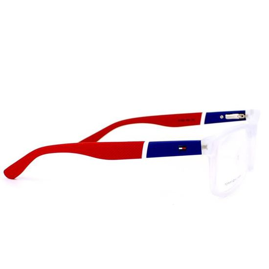 Lunettes de vue Tommy Hilfiger TH 1282 -K6Q Cristal - Bleu - Achat   Vente  lunettes de vue Lunettes de vue Tommy Hilf... Homme Adulte - Cdiscoun f92a2f1eb216