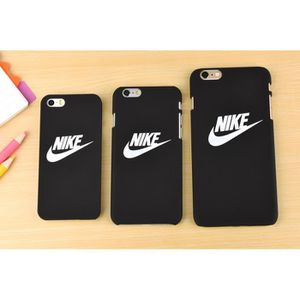 coque iphone 8 nike rose