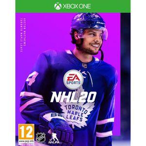 JEU XBOX ONE NHL 20 Jeu Xbox One