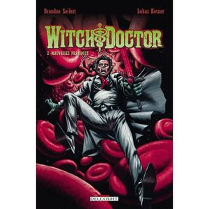COMICS Witch doctor Tome 2