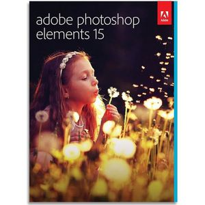 BUREAUTIQUE À TÉLÉCHARGER Adobe Photoshop Elements 15 (PC/Mac) / Version dém