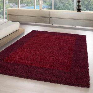 tapis de salon 200x290 achat vente tapis de salon 200x290 pas cher cdiscount. Black Bedroom Furniture Sets. Home Design Ideas