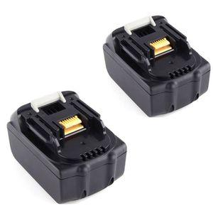 CHARGEUR MACHINE OUTIL Batterie Li-ion 18V 4,0Ah avec chargeur de batteri