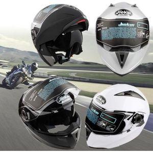CASQUE MOTO SCOOTER Casque moto scooter modulable disponible en 4 colo