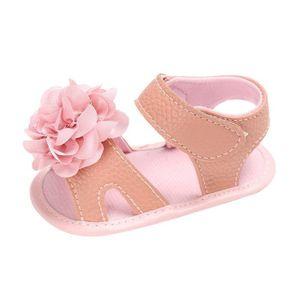 BOTTE Bébé bowknot princesse douce semelle chaussures Toddler Sneakers Souliers simples@RougeHM 9lvk4B9j