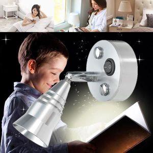 LAMPE A POSER 12V3W LED Lampe Projecteur à Poser Lecture Yacht M
