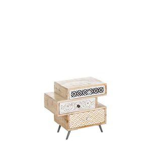 Table de chevet originale achat vente pas cher - Table chevet maison du monde ...