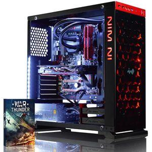 UNITÉ CENTRALE  VIBOX Armageddon GS550T-1 PC Gamer Ordinateur avec