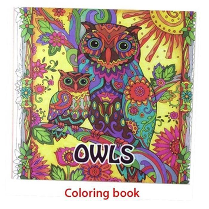 jeu de coloriage dessin pochoir livre de coloriage carnet de coloriage anti stress - Livre De Coloriage Anti Stress
