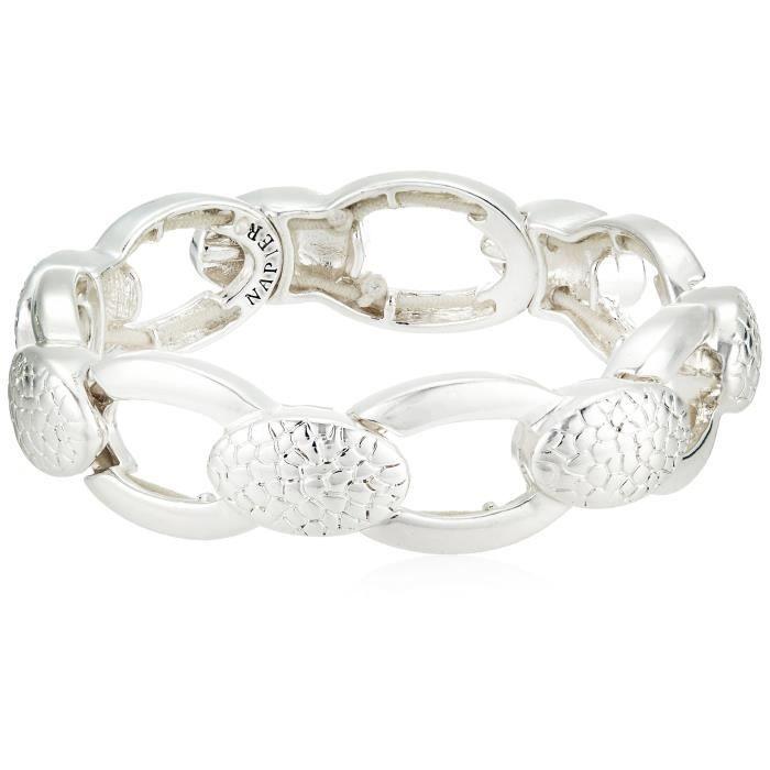 Napier Ton argent Femmes Bracelet extensible QGIZK