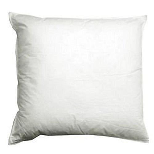 Coussin oreiller standard oreiller intérieur Decor blanc 40*40CM
