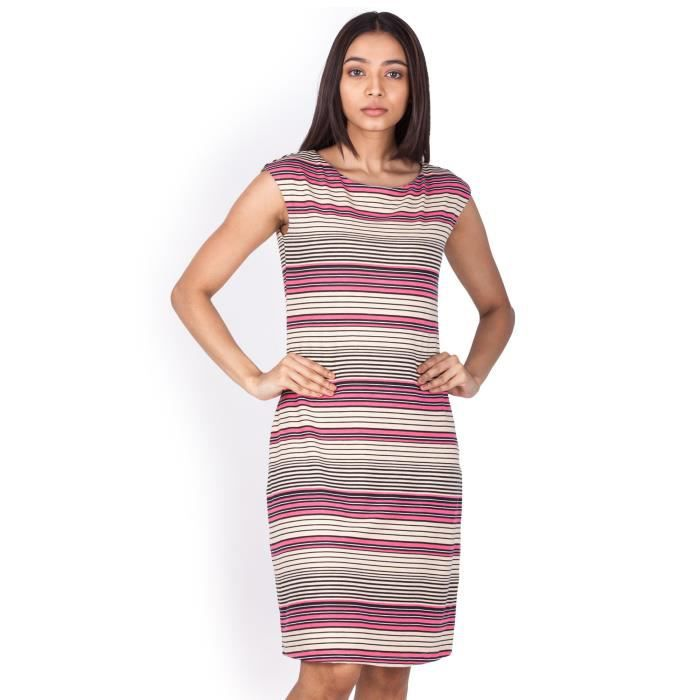 Multicolor gaine de Vêtements de loisirs dames PourZ626V Taille-34