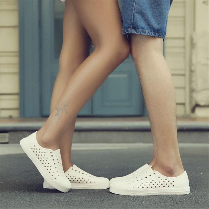 Sandale Personnalité Chaude Extravagant Homme Taille Grande Slip Chaussures on Vente stdhQrCx