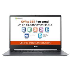 ORDINATEUR PORTABLE ACER Ordinateur Ultrabook Swift SF114-32-P6M2 - 14