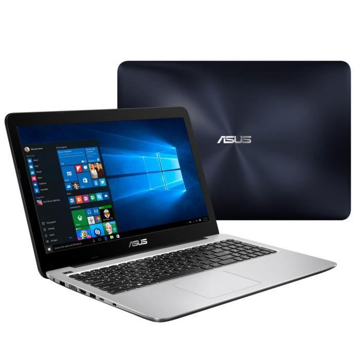 """PC RECONDITIONNÉ PC Portable reconditionné R558UA-XX1049T 15,6"""" - 4"""