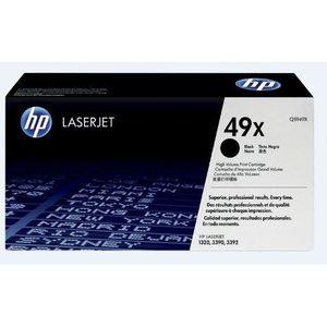 TONER HP Pack de 1 Cartouche de Toner 49X LaserJet Origi