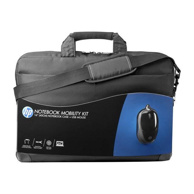 HP Sacoche pour ordinateur portable - Notebook Mobility Kit