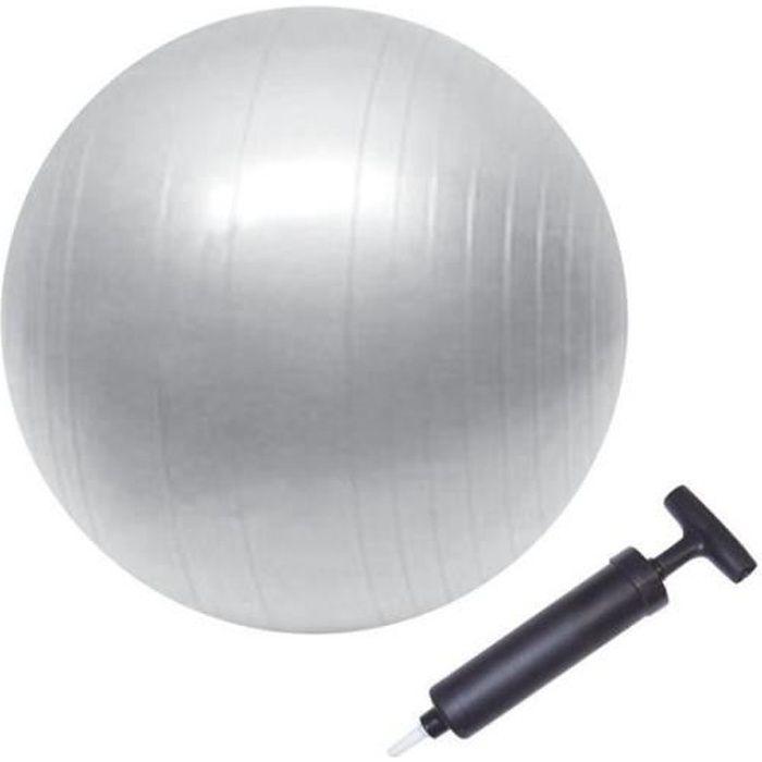 BODY ONE Ballon de gym 75cm