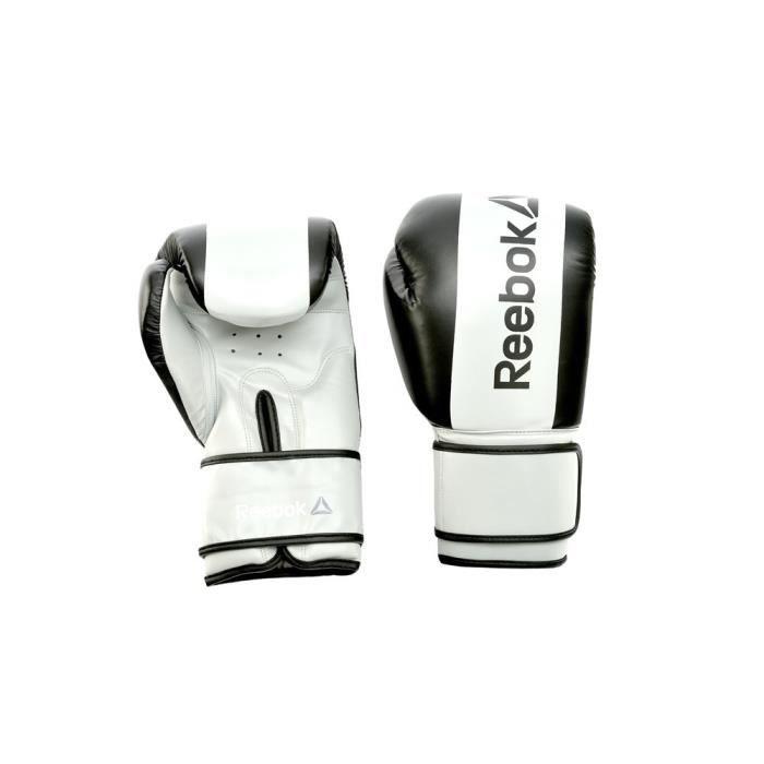 REEBOK Gants de boxe - 14 oz - Noir