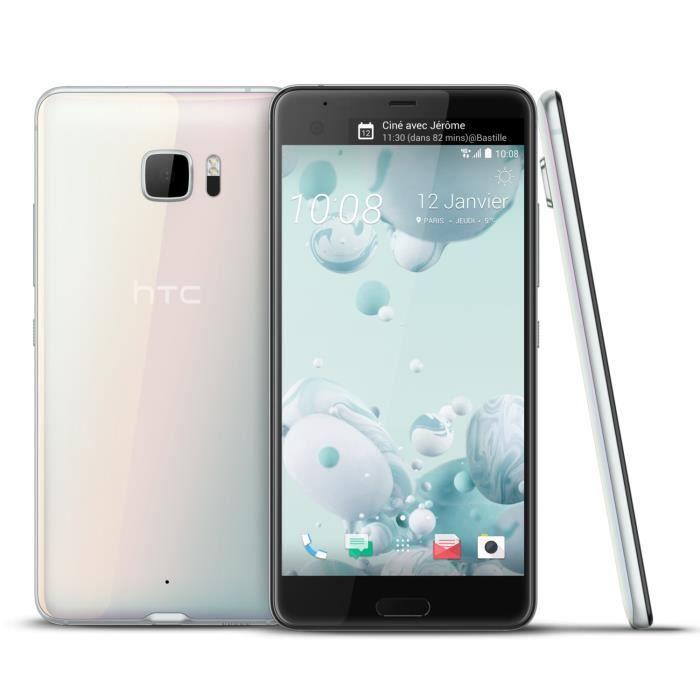 HTC U Ultra Blanc Perle 64 Go