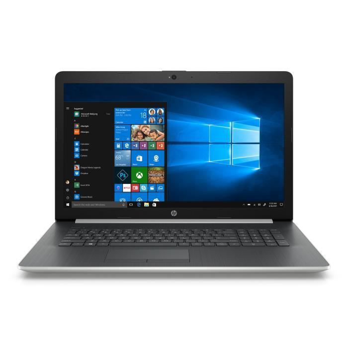 HP PC Portable 17-by0134nf - 17,3\