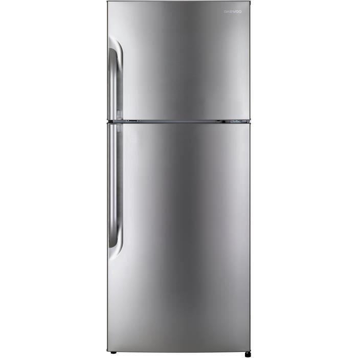 DAEWOO FN-B394NS - Réfrigérateur 2 portes - 363 L (263L + 100 L) - Froid ventilé total - A+ - L 68,9