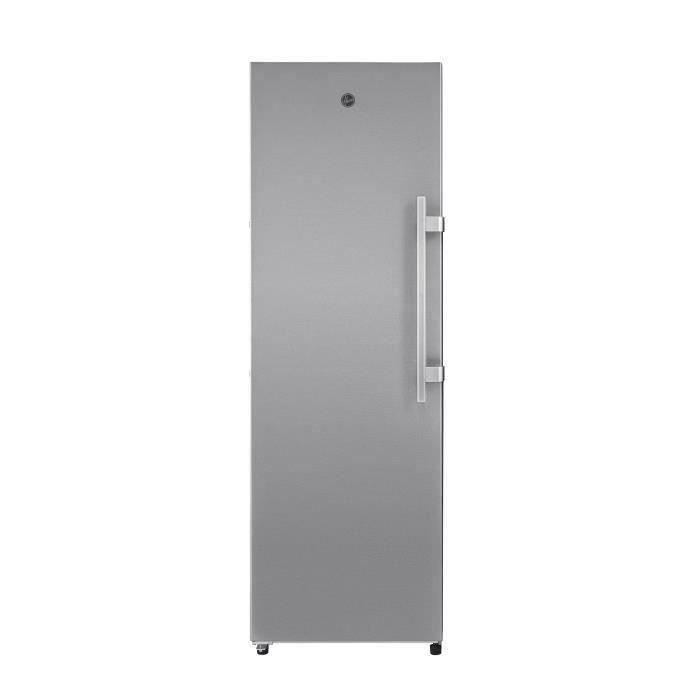 HOOVER HFF1864XM - Congélateur armoire - 280L- A++ - L 59,5 x H 185.5 cm - Inox