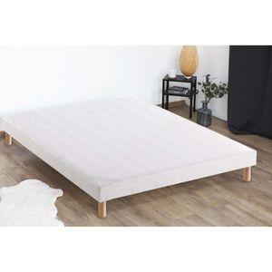 sommier tapissier achat vente sommier tapissier pas cher cdiscount. Black Bedroom Furniture Sets. Home Design Ideas