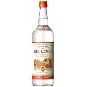 RHUM Rhum Agricole Marie Galante Bellevue 50% 100cl