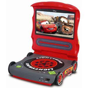 LECTEUR DVD PORTABLE Lecteur DVD/DivX portable Cars
