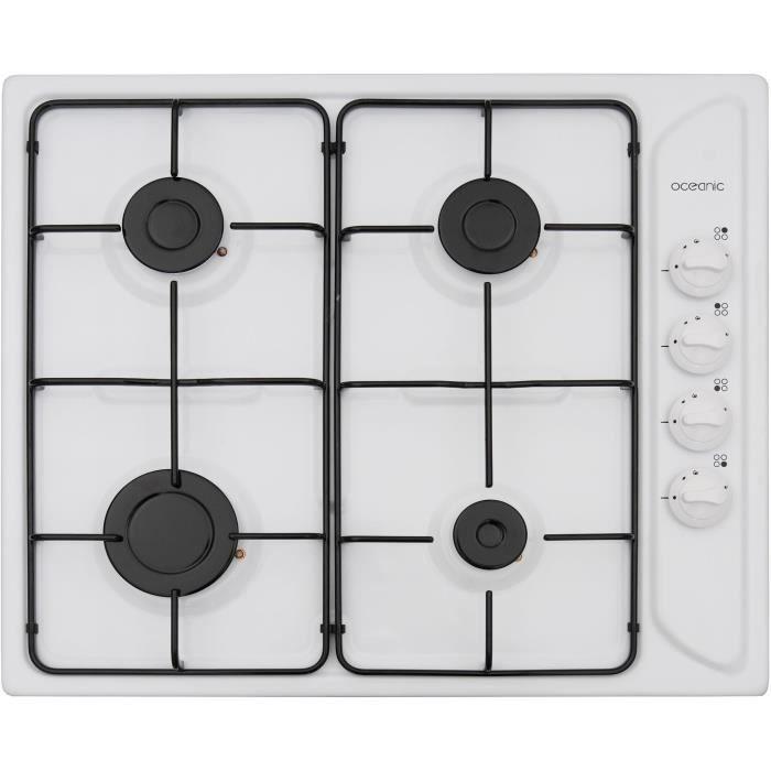 table cuisson gaz achat vente table cuisson gaz pas cher soldes d s le 10 janvier cdiscount. Black Bedroom Furniture Sets. Home Design Ideas
